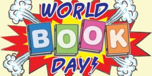 Happy World Book Day bersama Mitra Netra